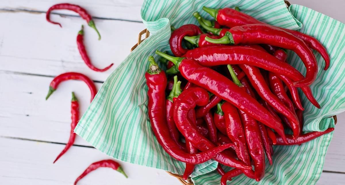Согревающая специя: почему зимой нужно употреблять перец