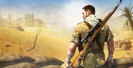 Снайпер в тылу врага: Геймерам бесплатно раздают игру Sniper Elite 3