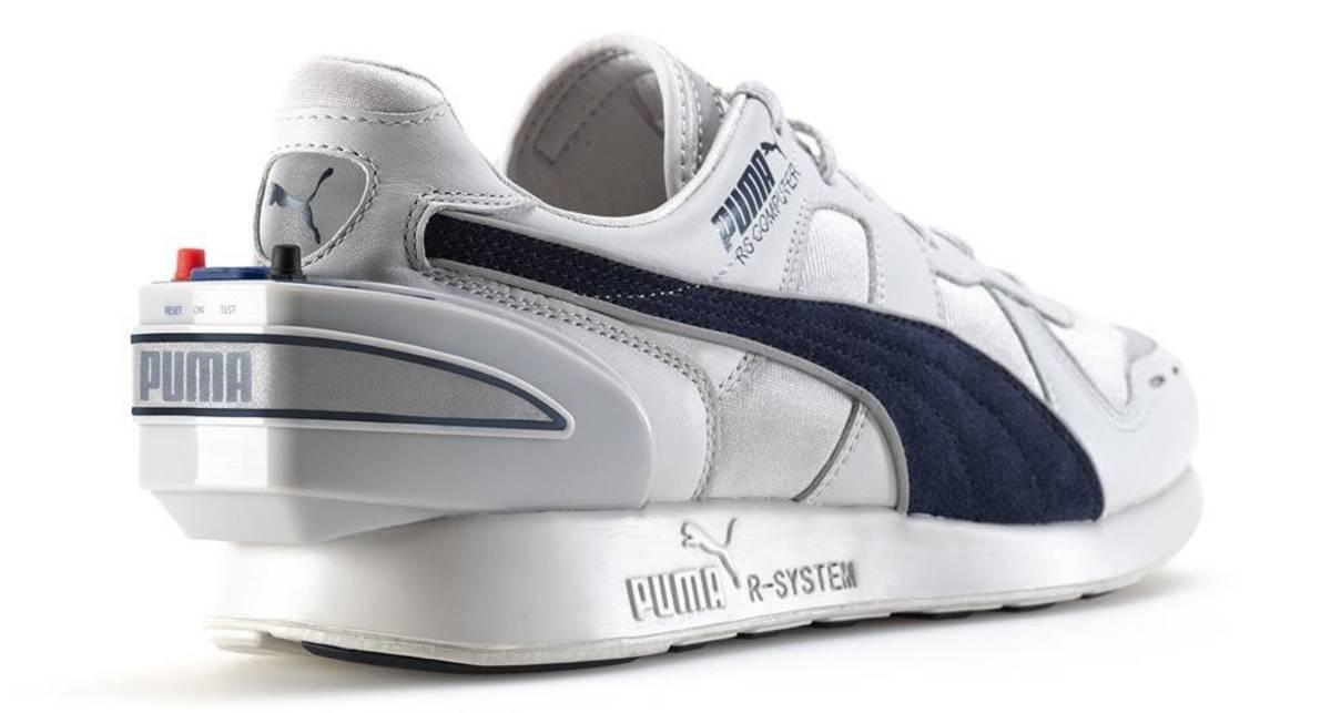 Puma снова выпустила культовую модель умных кроссовок 1986 года