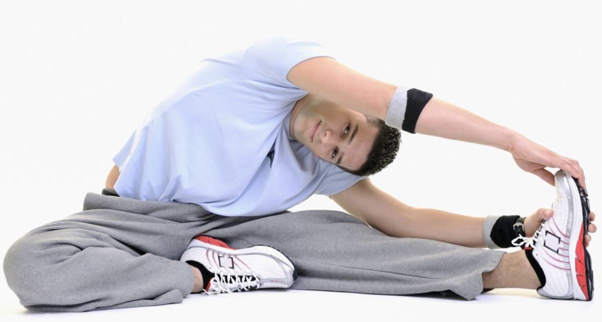 Оттяг после тренировки