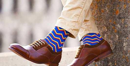 Как правильно выбирать носки: мужские советы