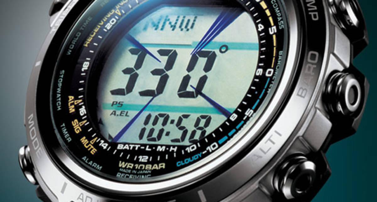 Часы для активных