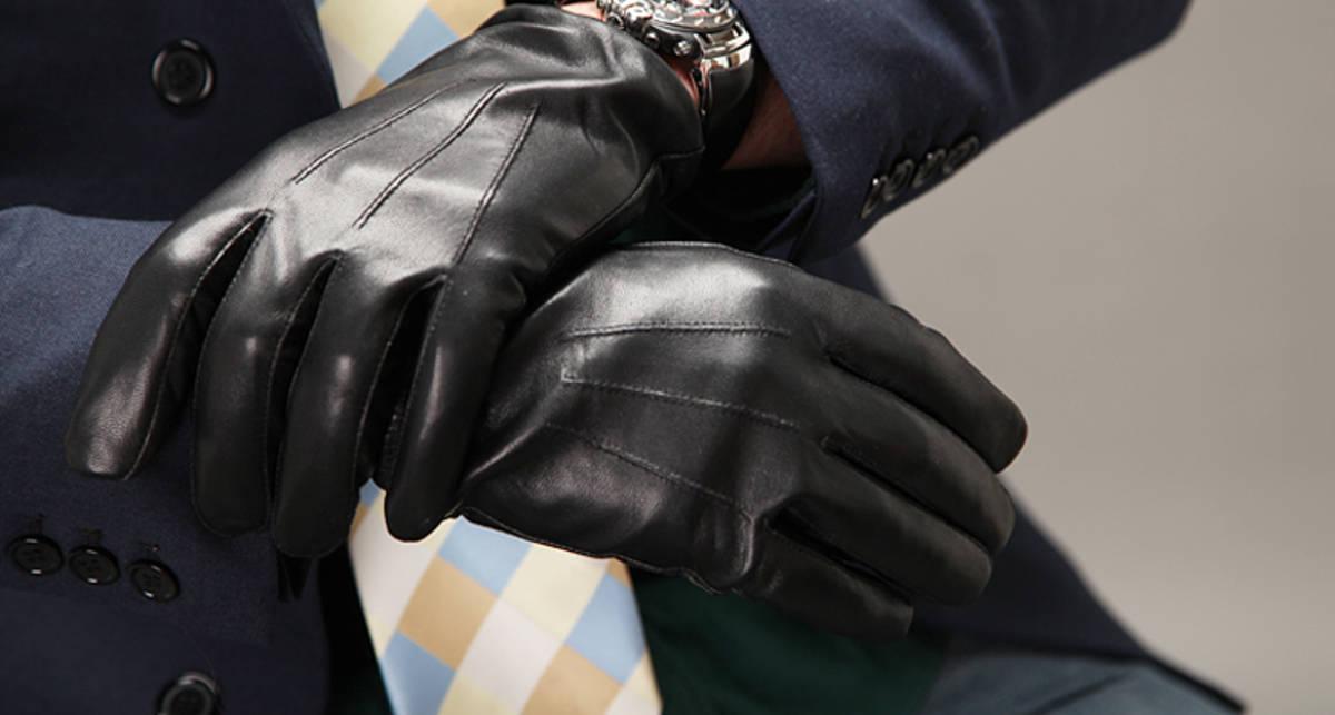 Мужские советы: как правильно выбирать перчатки