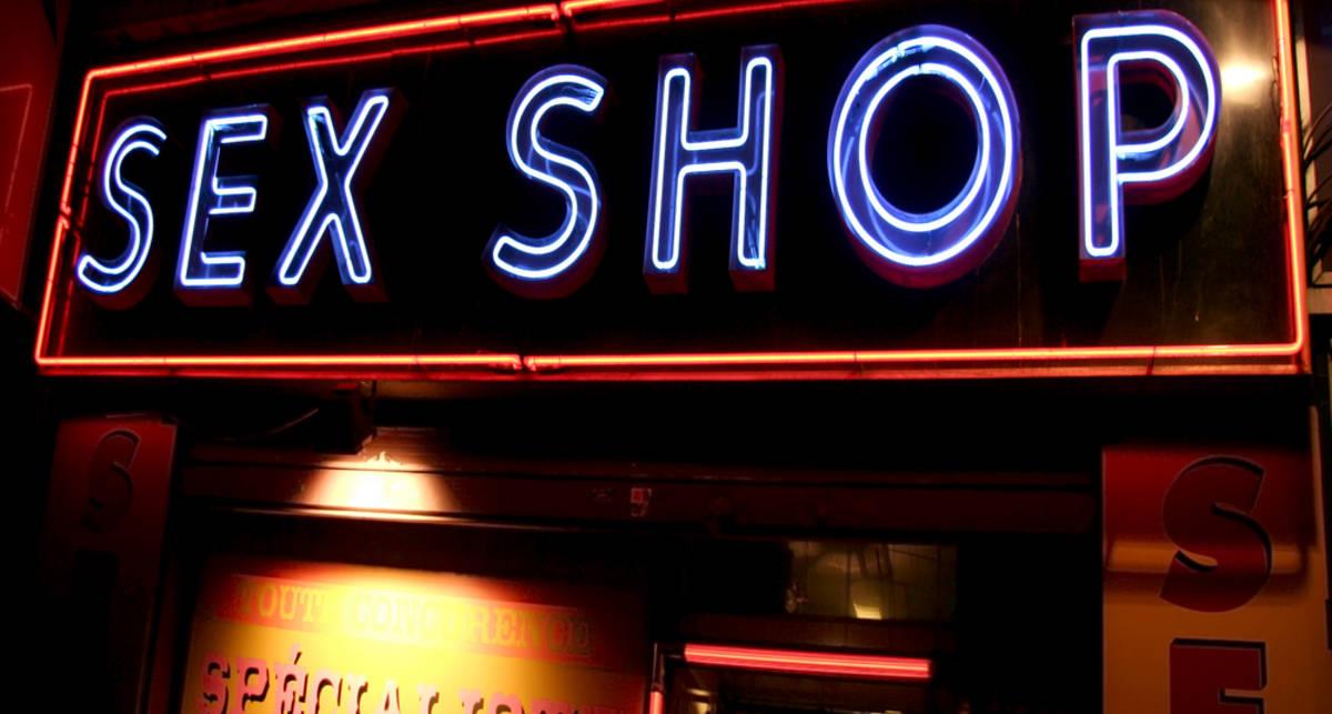 Правила поведения в секс-шопе