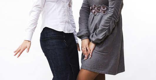 Смех выдает женщин с потрохами