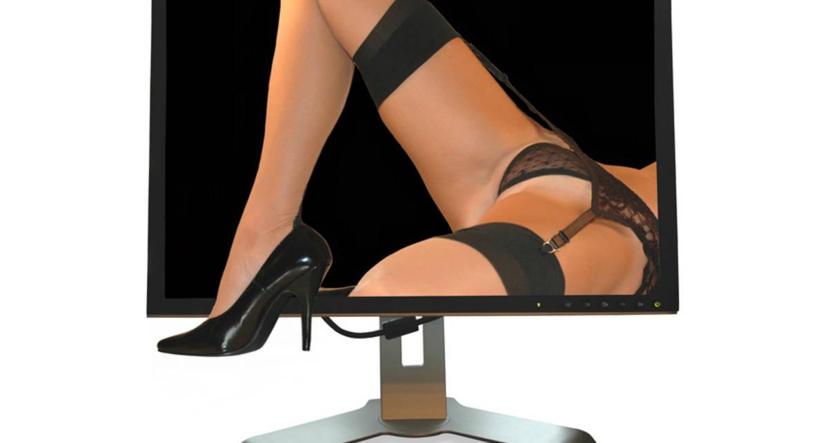 Порно на работе: боссу понравится
