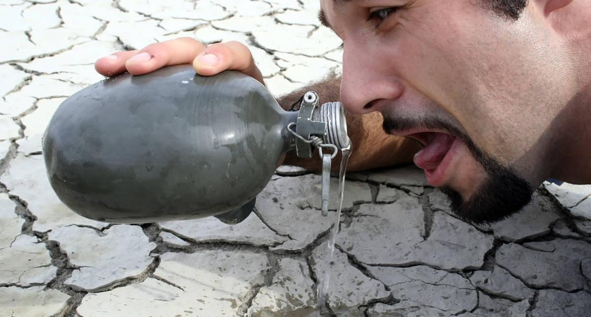 О чем говорит жажда