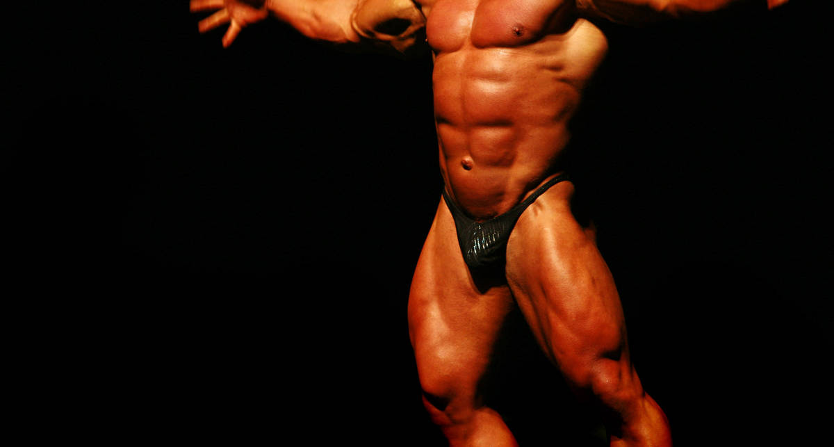 Рельефные мышцы долго не живут
