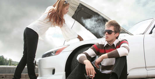 Авто-меню: чем подкрепиться в машине