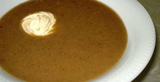 Готовим американский пивной суп