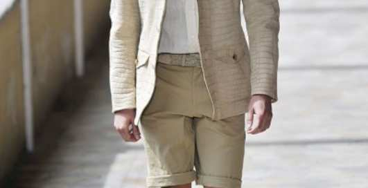 Мужская мода-2011: победил песок