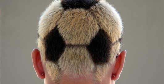 Грязные волосы спасут от озона