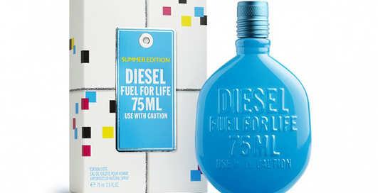 Летний аромат от Diesel: горючее жизни