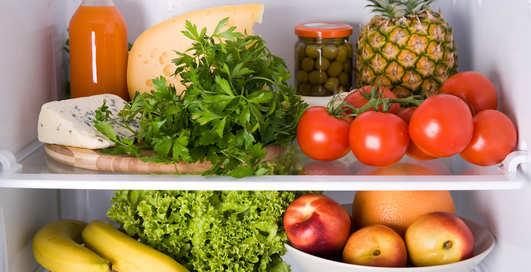 Продукты в мужском холодильнике: как хранить