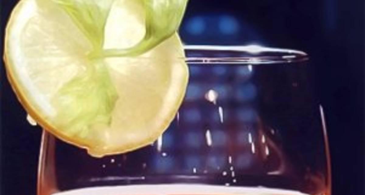 Коктейль «Oyster»: водка плюс закуска