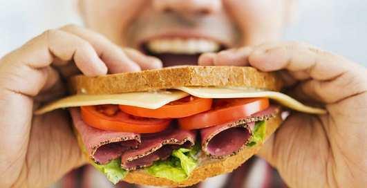 """Каким бутербродом """"заесть"""" похмелье"""