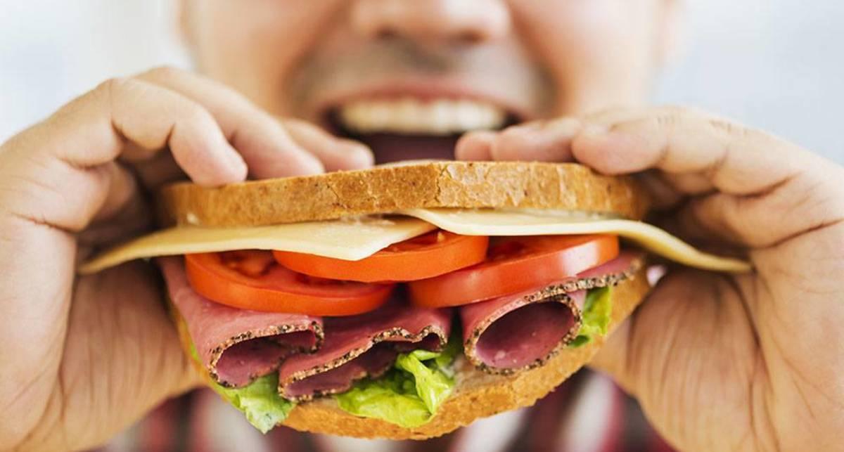 Каким бутербродом