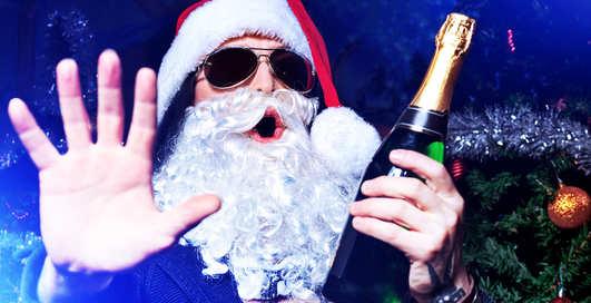 Три способа красиво открыть шампанское