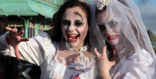 Гламурные зомби: смерть им к лицу