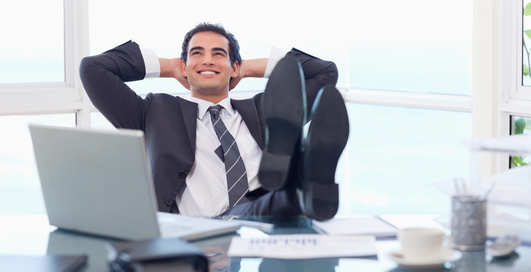 Как отдохнуть во время работы: 10 хороших советов