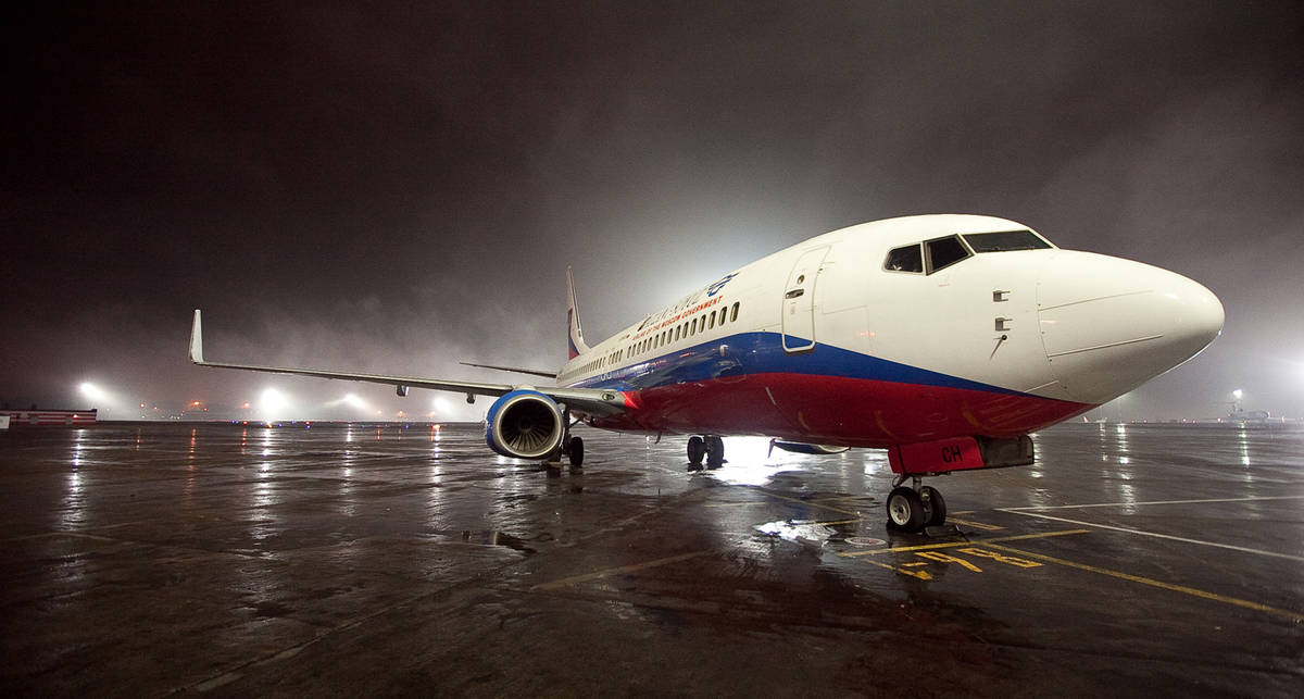 Ошибка летчика: террористы во Внуково