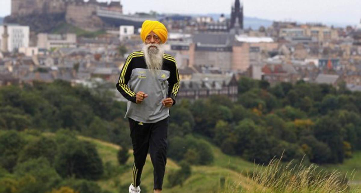 Дед во сто лет: главный марафонец мира