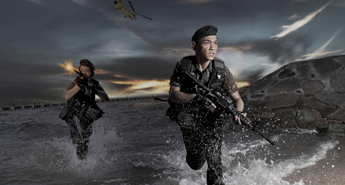 Солдатский гон: секреты «армейского» бега