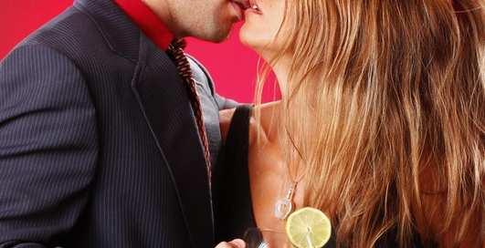 Рот в рот: коктейль French Kiss