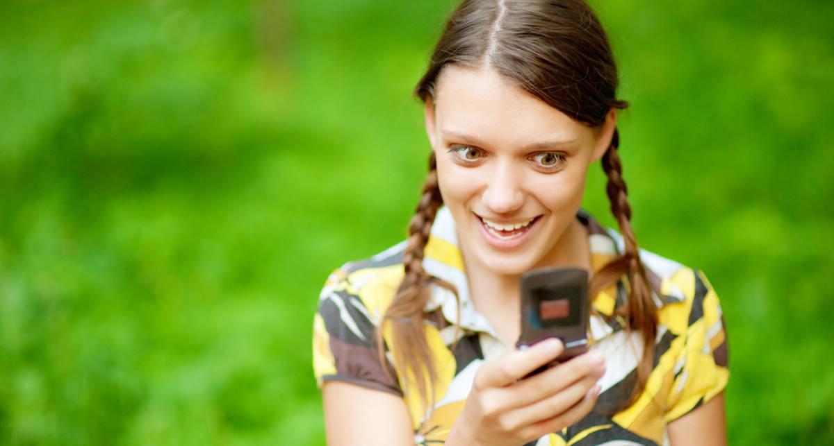 Секс после SMS: мобильное сближение