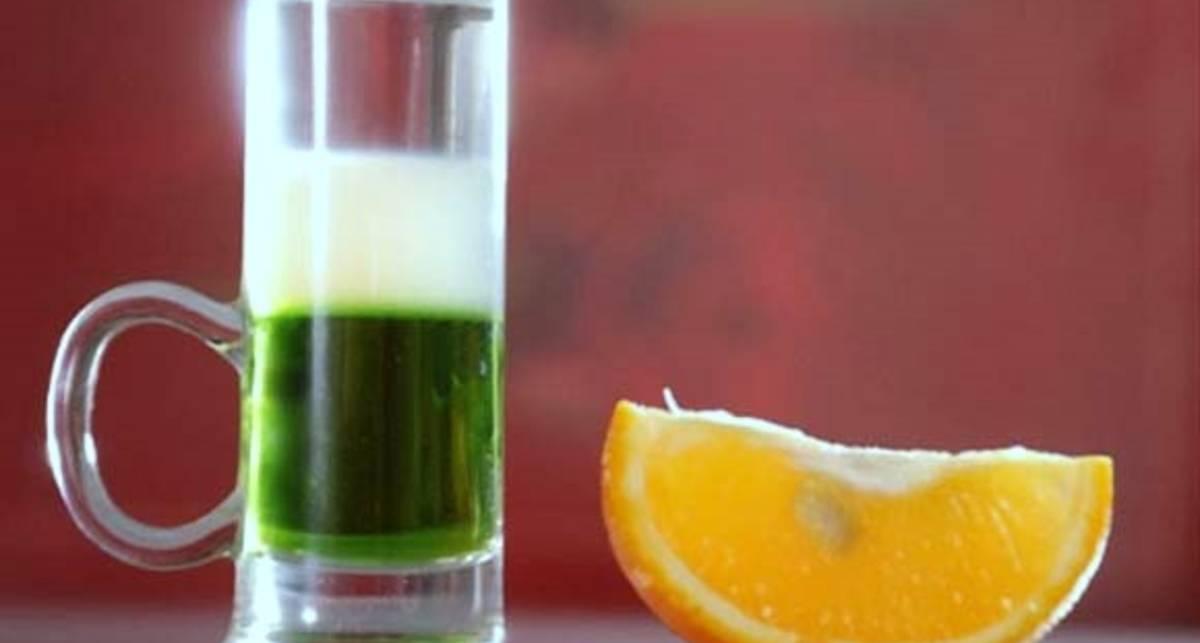 Сними сомбреро: коктейль «Зеленый мексиканец»
