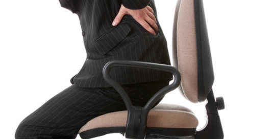 Как уберечь спину: дома, на работе и в дороге