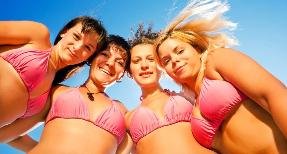 Узнай сексуальность женщины по ее груди