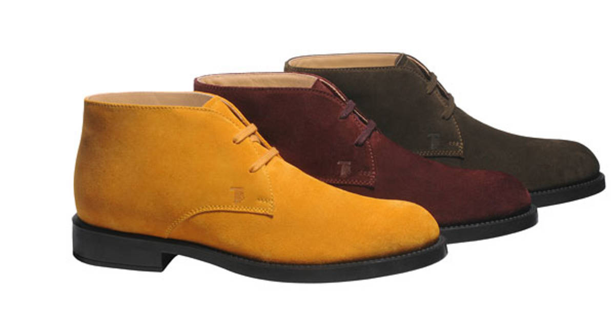 Обувь на все случаи жизни от Tod's