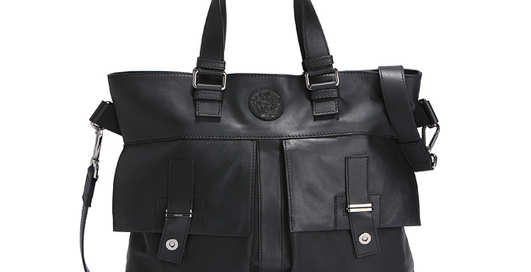 Новая коллекция сумок от Versace