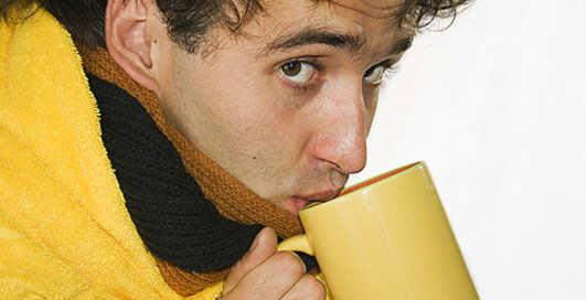 Что пить и как питаться при простуде