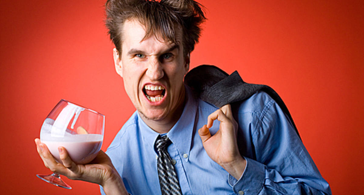 Коктейли от простуды: пьем заранее