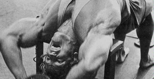 Пулловер или тяга из-за головы