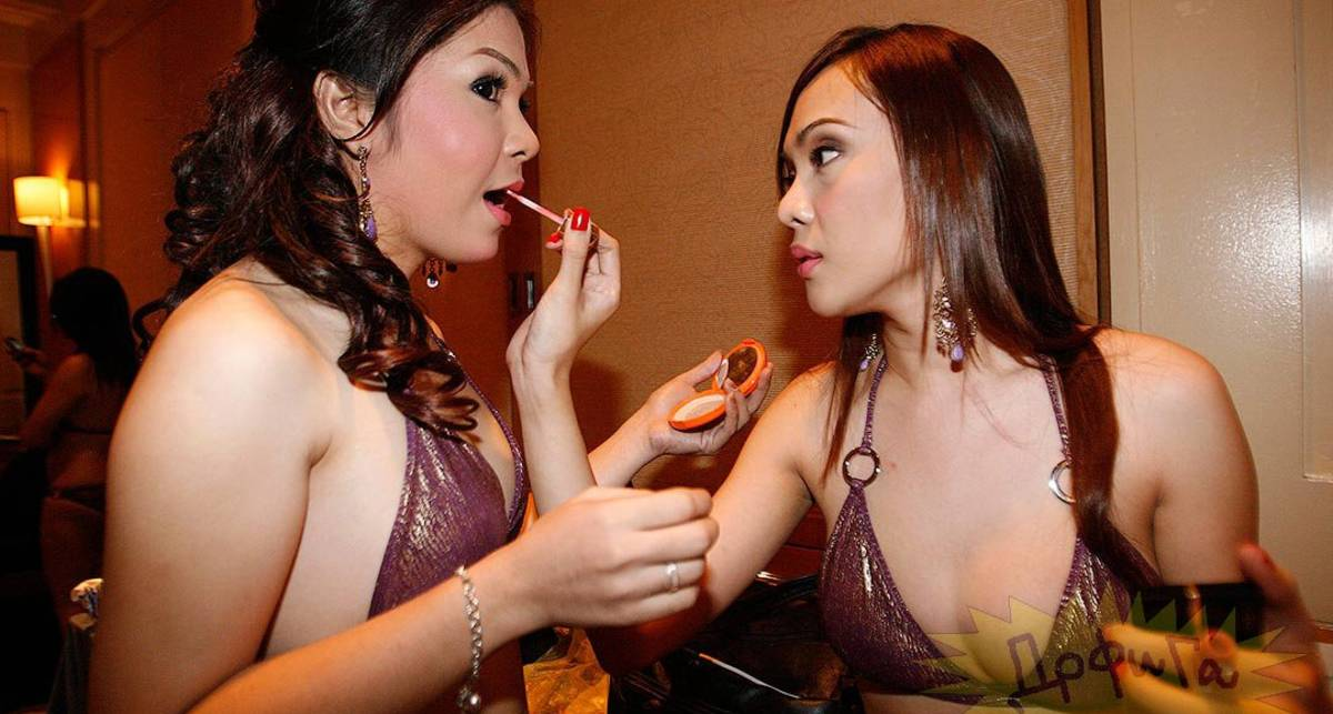 Почти девочки: шоу филиппинских трансвеститов