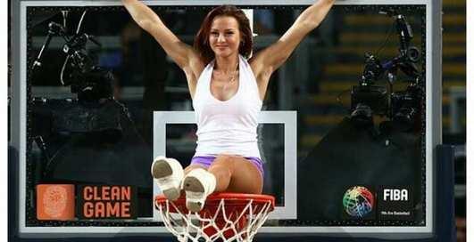 Забрось ее в корзину: женский баскетбол