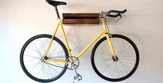 Домашняя парковка: где хранить велосипед?