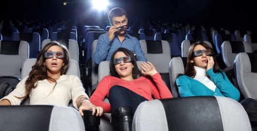 Как уберечь глаза в 3D-кино