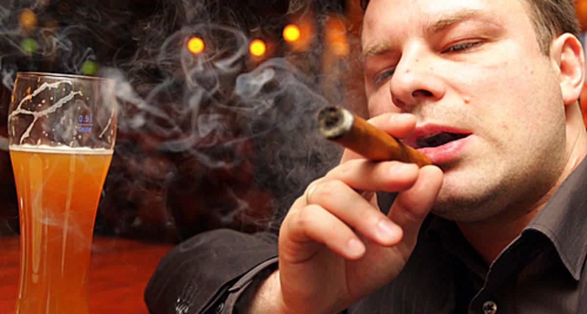 Почему «совы» курят чаще «жаворонков»