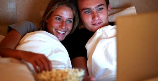 Гаджеты в постели вызовут депрессию