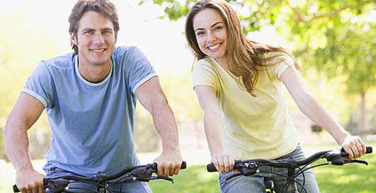 Велосипед довезет до бесплодия