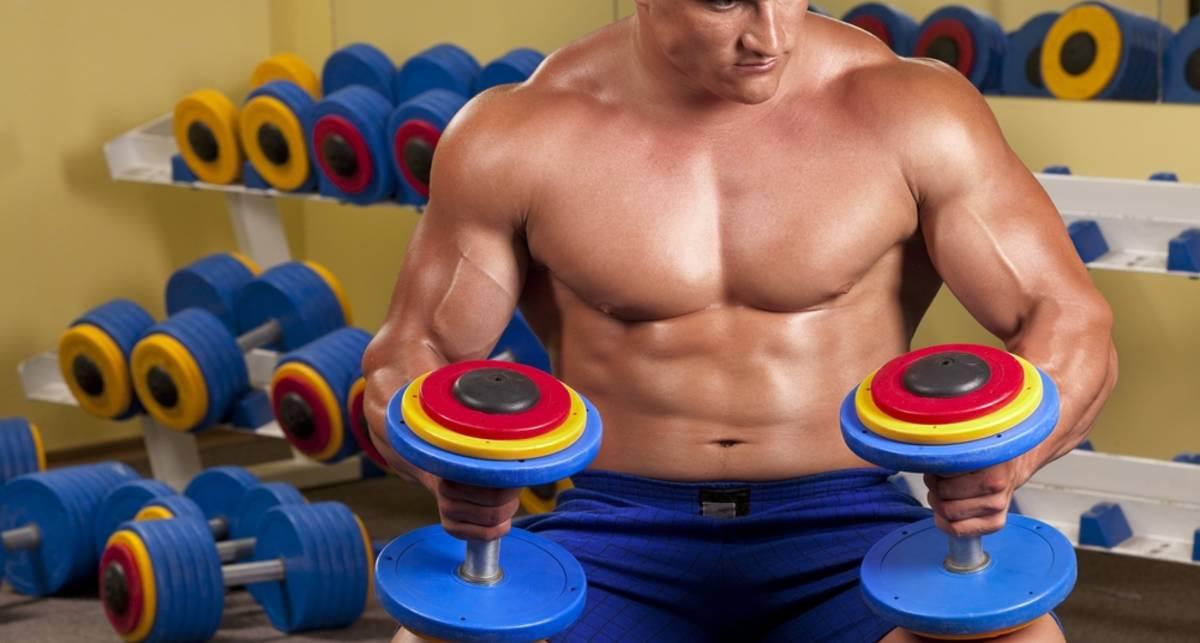 Как «откачать» мышцы обратно?