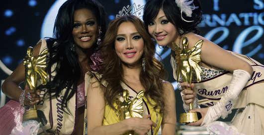 Королевы транса: девочки по-тайски