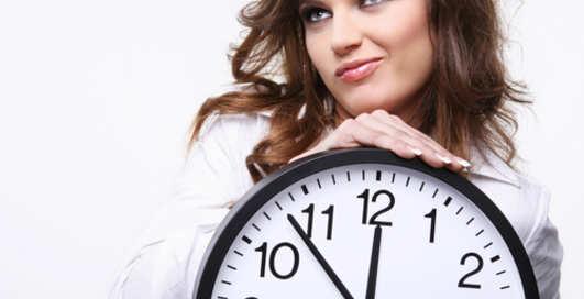 Как рассчитать свою активность по часам