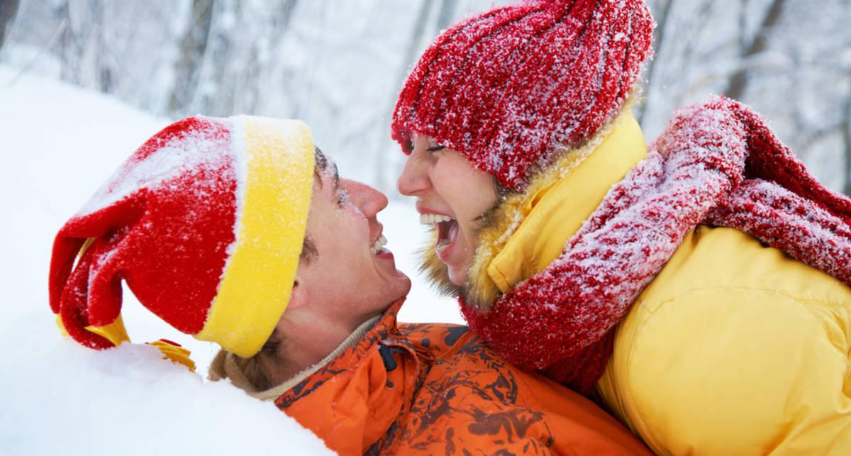 Секс на снегу: стоит или нет?