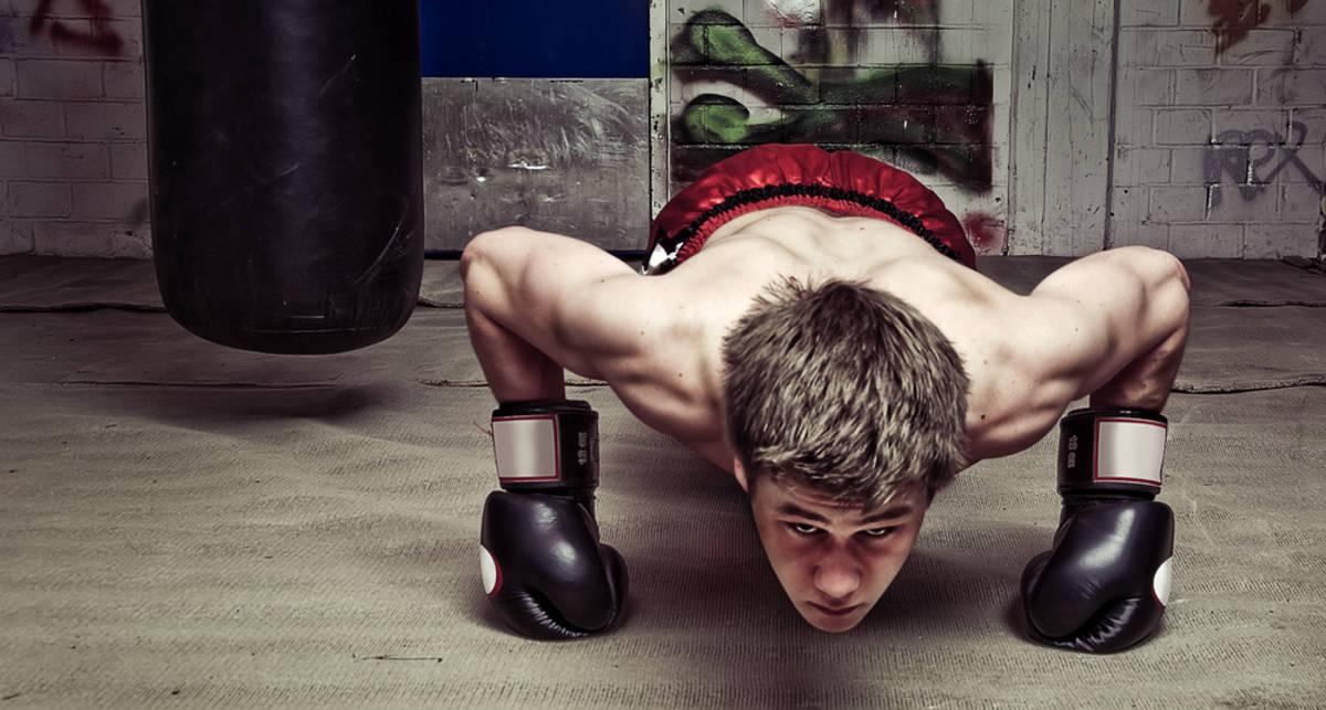 Боксерская тренировка: готовься к худшему