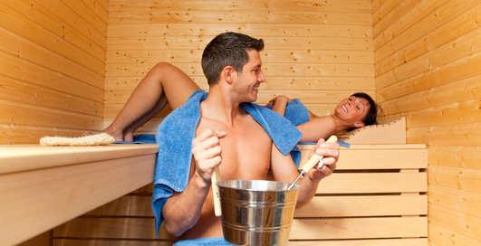 На всех парах: сбрасываем вес в бане